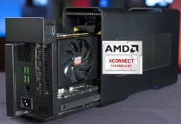 تقنية AMD XConnect