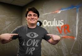 مؤسس Oculus VR السيد Palmer Luckey