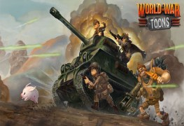 لعبة World War Toons