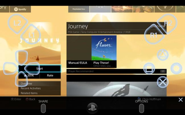 remote-play-screen