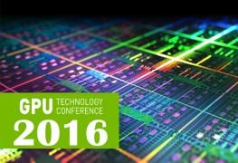 مؤتمر انفيديا GTC 2016
