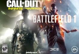 مطوري Call of Duty يهنئون مطوري Battlefield 1 بالرغم لسخريتهم لهم