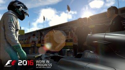 الإعلان رسمياً عن لعبة السباقات F1 2016 وإليكم الصور الأولى