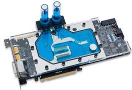 بلوك مائي خاص من EK لبطاقة جيجابايت GTX 980 Ti XTREME GAMING