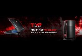 منتجات VR Ready MSI