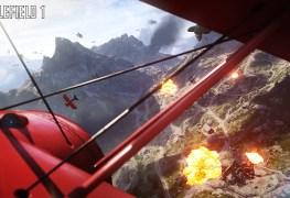 عرض جنوني للعبة Battlefield 1 يستعرض لنا الدبابات والطائرات الحربية