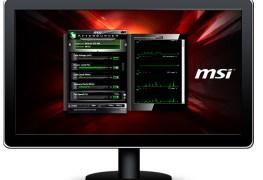 برنامج MSI Afterburner
