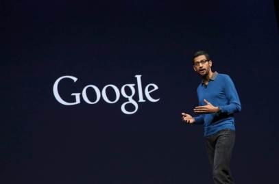 Sundar Pichai جوجل