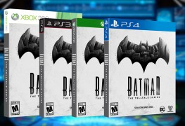 أولى حلقات لعبة Batman القصصية من فريق Telltale تطلق بأغسطس