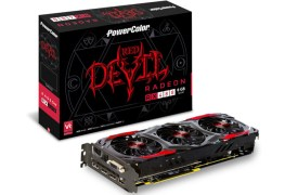 بطاقة PowerColor RED DEVIL RX 480