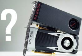 بطاقة انفيديا GTX 1060 أم AMD RX 480