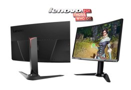 Lenovo Y27f Curved Gaming