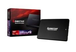 BIOSTAR تطرح سلسلة أقراص G300 SSD