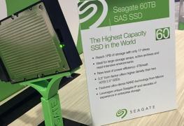 Seagate 60 tb SSD