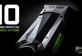 بطاقات GeForce GTX 10