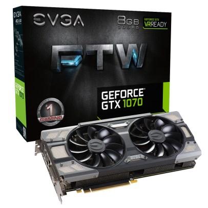 بطاقات EVGA GTX 1070/1080