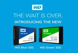 أقراص SSD مصنوعة من Western Digital