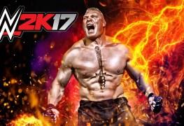 لعبة WWE 2K17