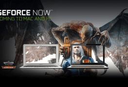 خدمة انفيديا GeForce NOW