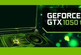 بطاقات انفيديا GTX 1050Ti/GTX 1050 للأجهزة المحمولة