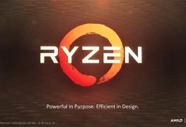 معالج AMD RYZEN ثماني النواة يعمل بتردد 3.9GHz مع Boost