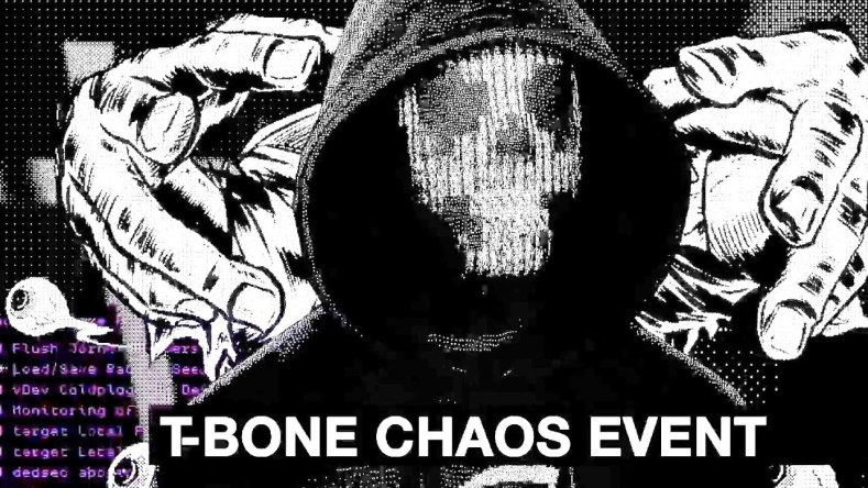 T-Bone Chaos Event Challenge 3