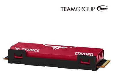 الإعلان عن قرص T-FORCE CARDEA M.2 SSD من Team Group