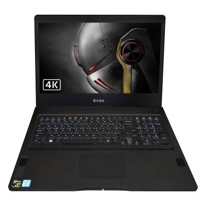 الكشف عن لابتوب EVGA SC17 1070 بشاشة 4K وبتقنية G-SYNC
