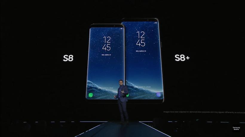 Samsung Galaxy S8 Galaxy S8 Plus