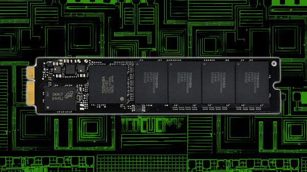 تقنيات 3D NAND