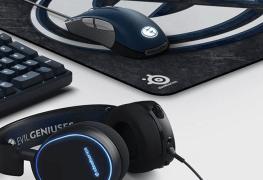شراكة بين فريق Evil Geniuses eSports و SteelSeries لتقديم أجهزة طرفية احترافية