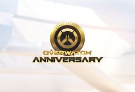Overwatch Anniversary Event