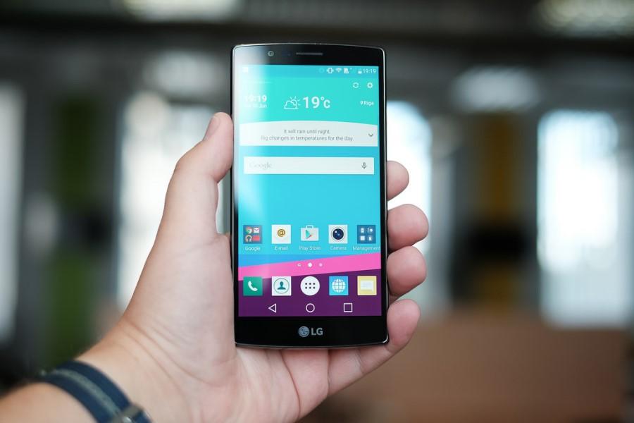LG G4 و LG V10
