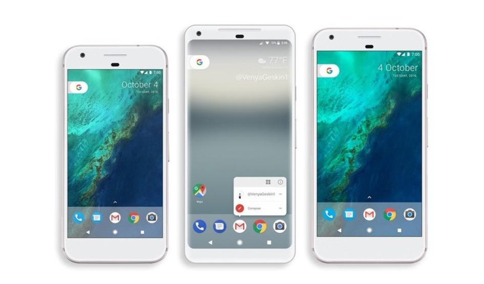 هاتف Pixel 2 XL أو Pixel 2