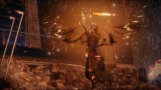 Dawnblade Warlock