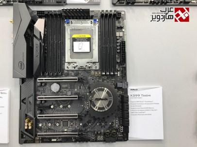 عائلة لوحات X399 الداعمة لمعالجات AMD Threadripper سيكشف النقاب عنها في 25 يوليو