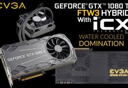 بطاقة EVGA GTX 1080 Ti FTW3 HYBRID تصل للأسواق بسعر 850 دولار