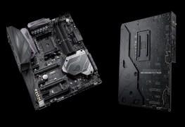 تحفة فنية جديدة من ASUS مع لوحة ROG Crosshair VI Extreme بشريحة X370