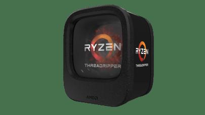 رسمياً طرازين من عائلة معالجات AMD Threadripper متوفران في الأسواق اليوم