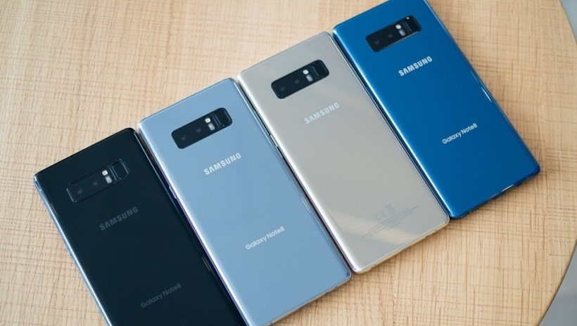 هاتف Samsung Galaxy Note 8