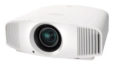 سوني تكشف عن ثلاثة أجهزة عرض سينمائية منزلية بدقة 4K HDR