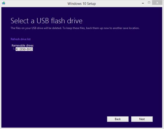 كيف تقوم بتنصيب نظام تشغيل ويندوز 10 من خلال ذاكرة فلاش USB؟