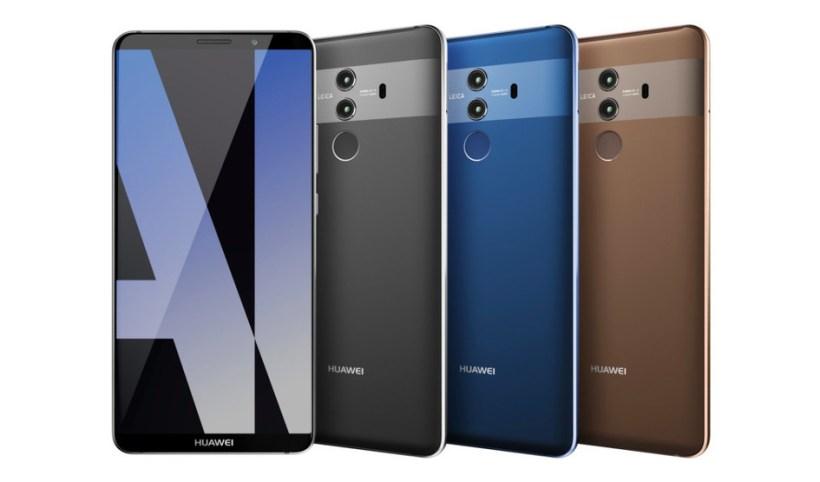 هاتف Huawei Mate 10 Pro