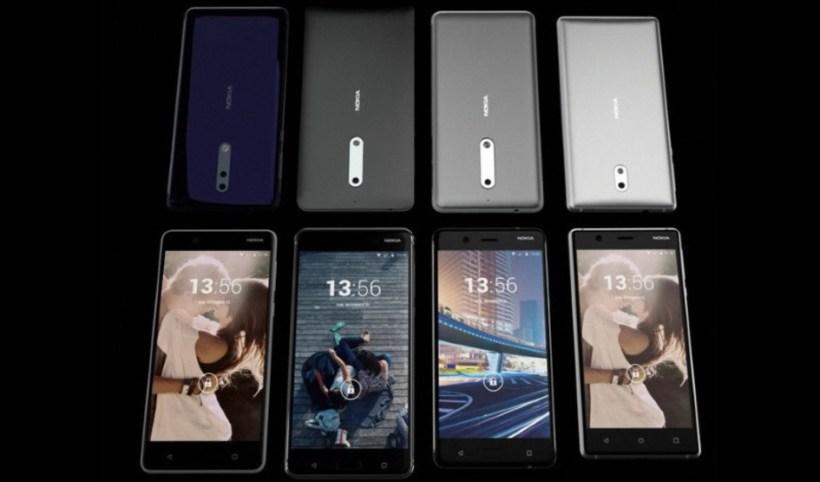 هواتف Nokia
