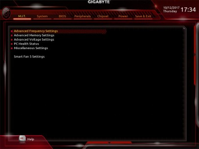 Gigabyte AORUS X299 Gaming 9 BIOS (2)