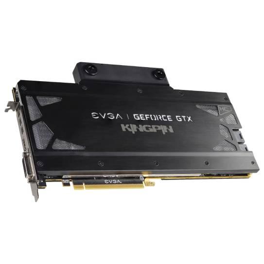 لتحطيم الأرقام العالمية EVGA تعلن عن بطاقة GTX 1080 Ti K|NGP|N Hydro Copper