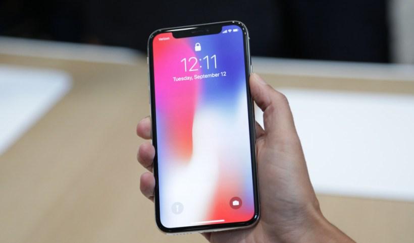 هواتف iPhone X