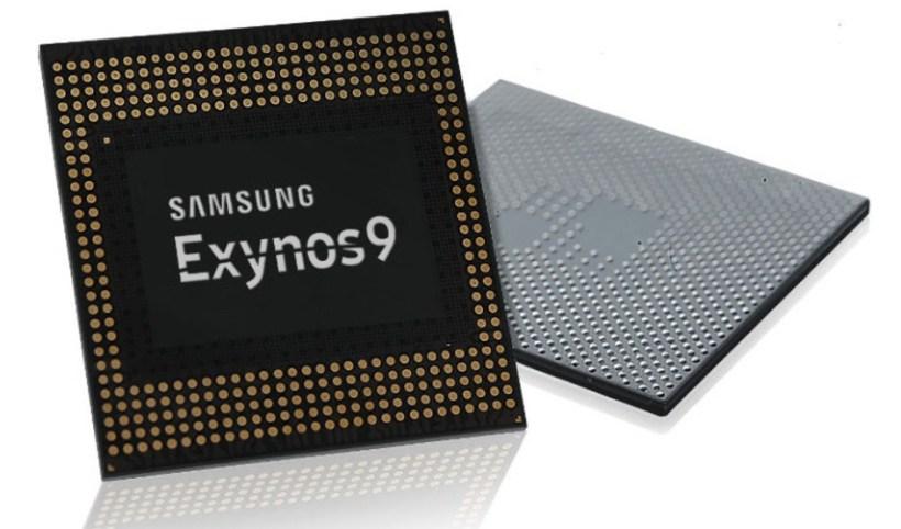 منصة Exynos 9810