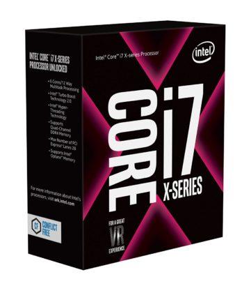 تخفيضات رائعة لمجموعة من معالجات إنتل Core i7/Core i5 ولوحات X299/Z270