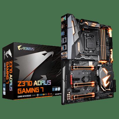 لوحة Z370 AORUS Gaming 7